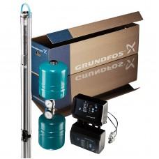 Комплект Grundfos для поддержания давления с насосом SQE