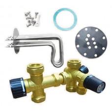 Запчасти и комплектующие для водонагревателей Jaspi