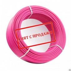 Труба полиэтиленовая pex-a Rehau Rautitan Pink