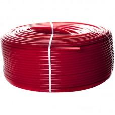 Труба полиэтиленовая pex-a Stout красная
