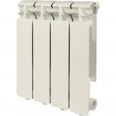 Радиаторы алюминиевые Stout Bravo межосевое расстояние 500 мм