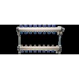 Коллекторы для радиаторного отопления